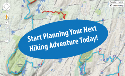Blue-Blazed Hiking Trails Interactive Map | Connecticut Forest ...