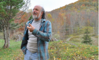 Barry Glick, owner of Sunshine Farm and Gardens in Greenbriar County, West Virginia.
