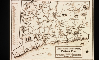 CT State Park Picture Plan 1929