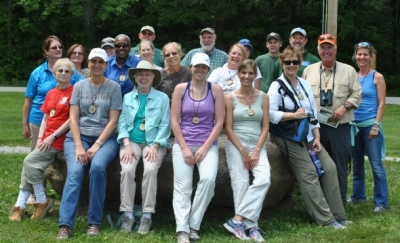2015 CT Forestry Tour Participants and Partners