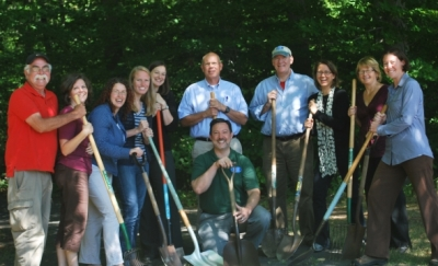 """CFPA staff """"digs in"""" to protect forests, parks, and trails"""