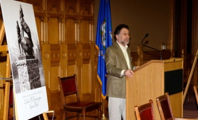 Dave Leff, Chair of CFPA's Public Policy committee, was Keynote Speaker at the recent Winslow Society Event at the LOB