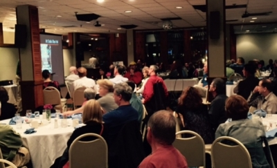 CFPA Volunteers Gather for 2015 Annual Dinner
