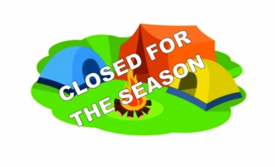 CT State Park Camping Closed for the Season Sept 4th