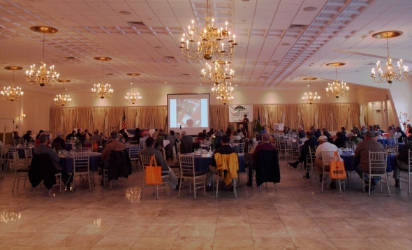 About 200 people attended the 2015 CUFC/Forest Forum Conference
