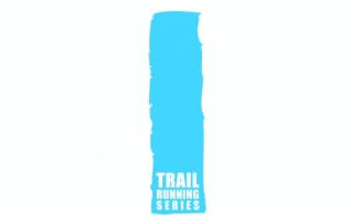 Blue-Blazed Trail Running Series Logo