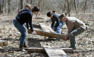 Check the Trails Calendar for upcoming trail maintenance workshops