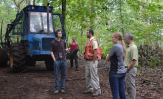 WNPR Interview on CFPA's Field Forest in Durham