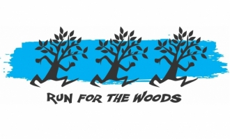 Run for the Woods Logo