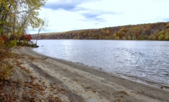 Views on the CT River at Hubbard Brook Preserve